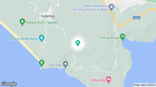 Casa De Niro konumu
