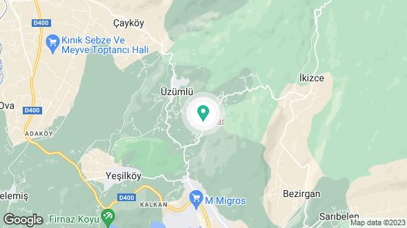 Villa Morocco konumu