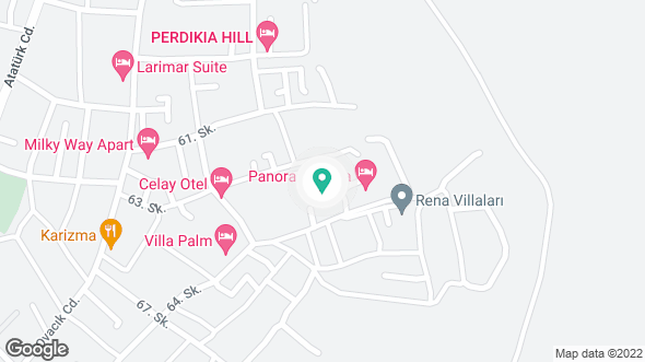 Villa Mithat konumu