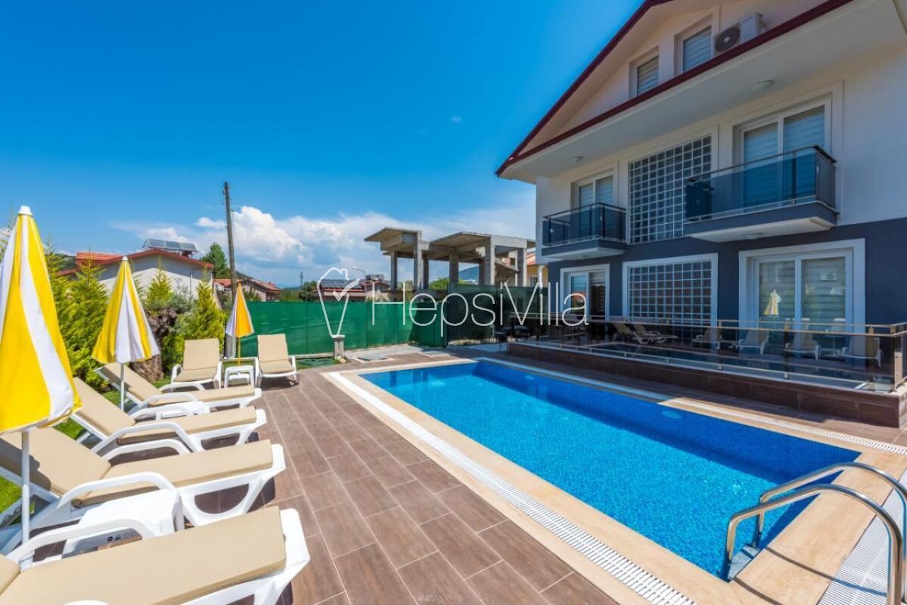 Villa Lemurya, Fethiye/Ovacık Mevkinde Konumlanmış Müstakil Villa - Hepsi Villa