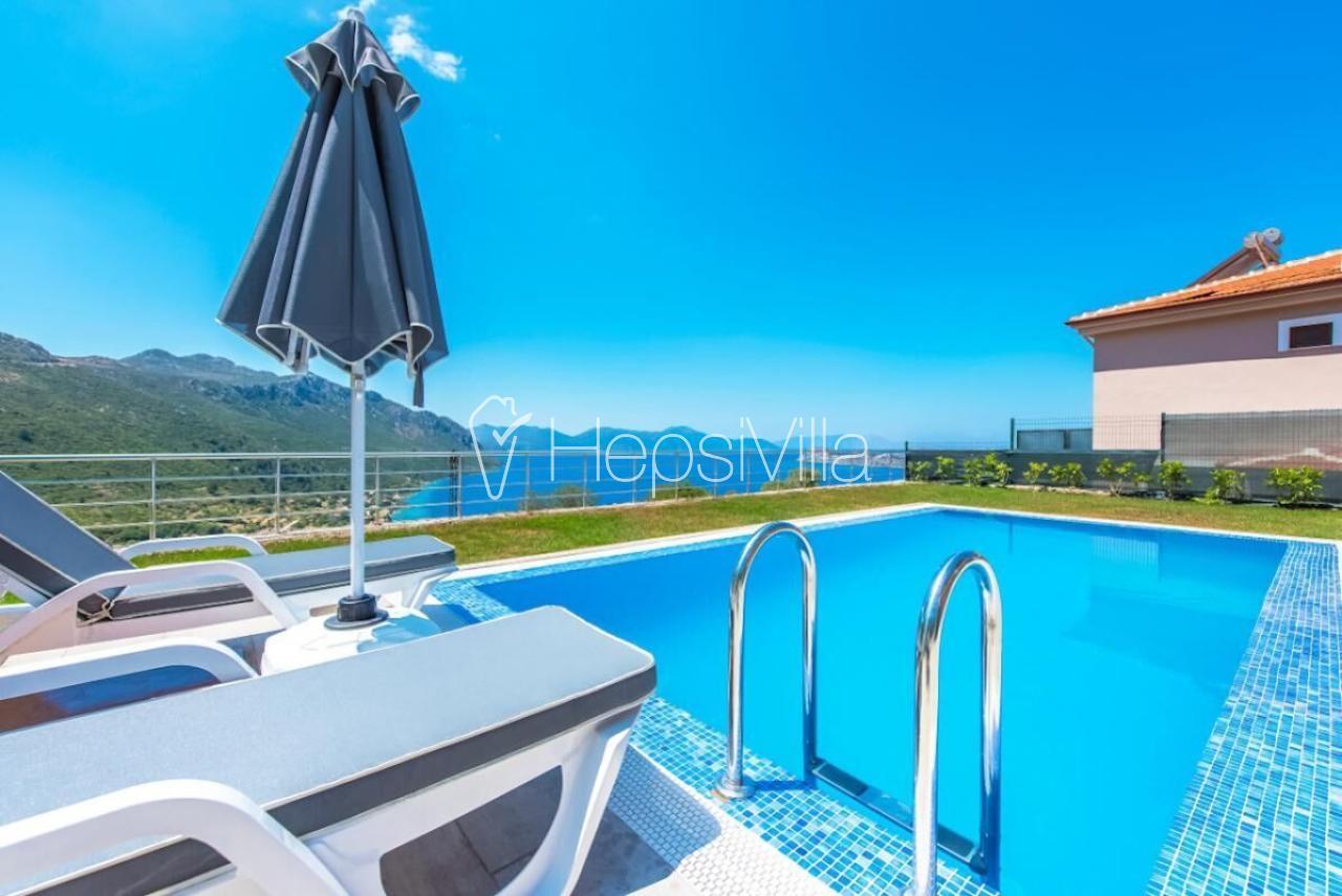 Villa Mustang Marmaris Söğütte Deniz Manzaralı Yazlık Villa. - Hepsi Villa