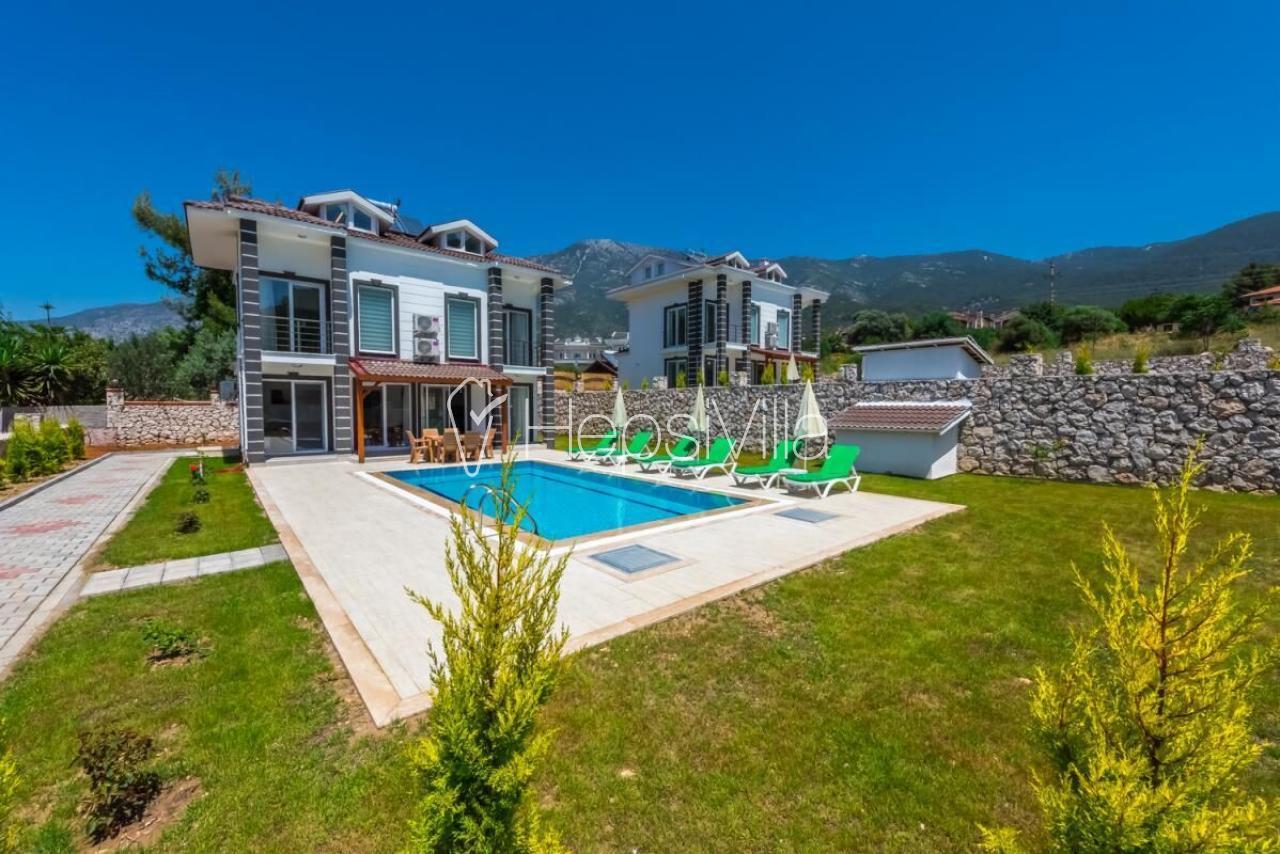 Villa Aras B, Ölüdeniz'de Ovacıkta 4 Odalı Kiralık Yazlık Villa. - Hepsi Villa