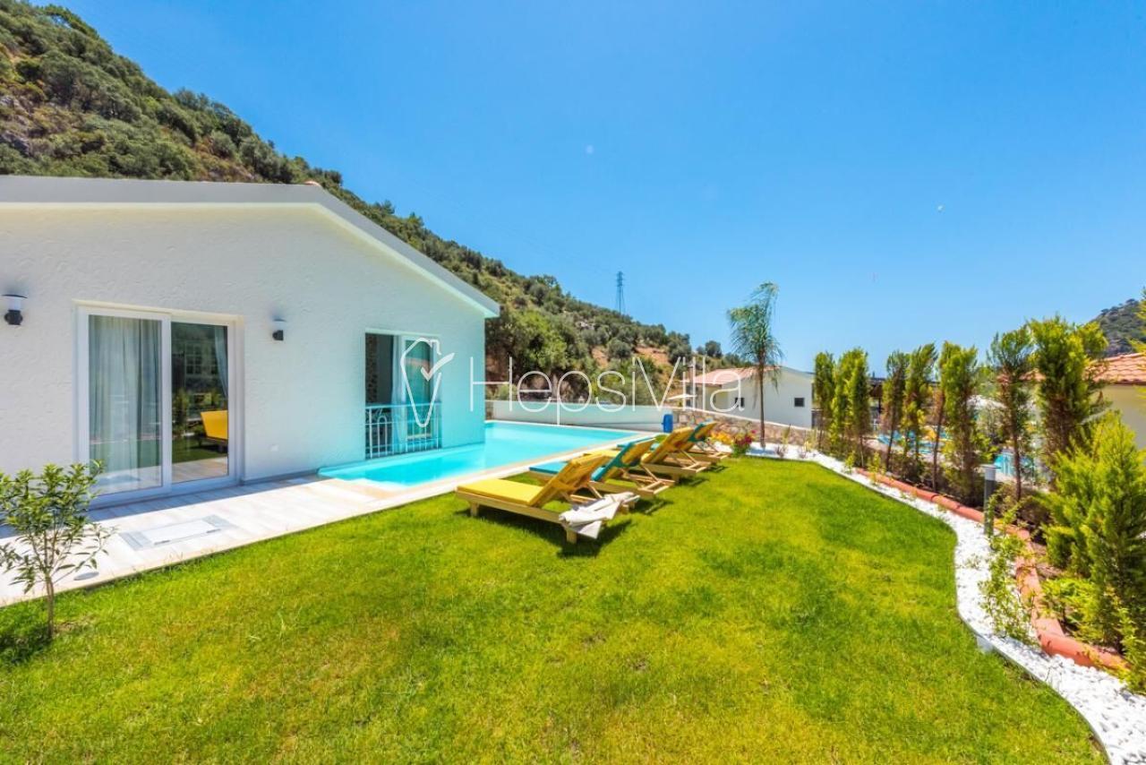 Villa Pancy, Ölüdeniz'de Konumlanmış Denize Yürüme Mesafeli Villa - Hepsi Villa