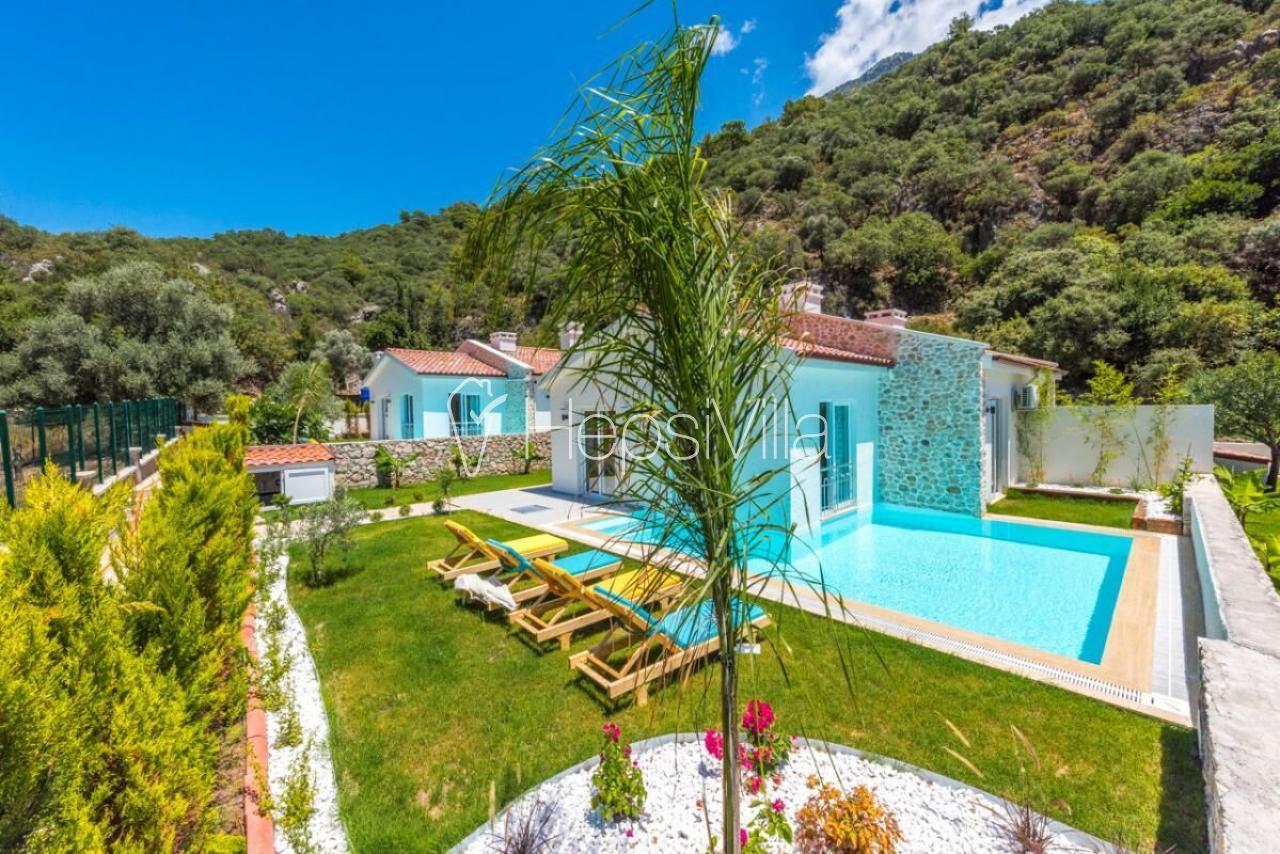 Villa Lily, Ölüdeniz'de bulunan 2 Odalı Denize Yakın Villa - Hepsi Villa