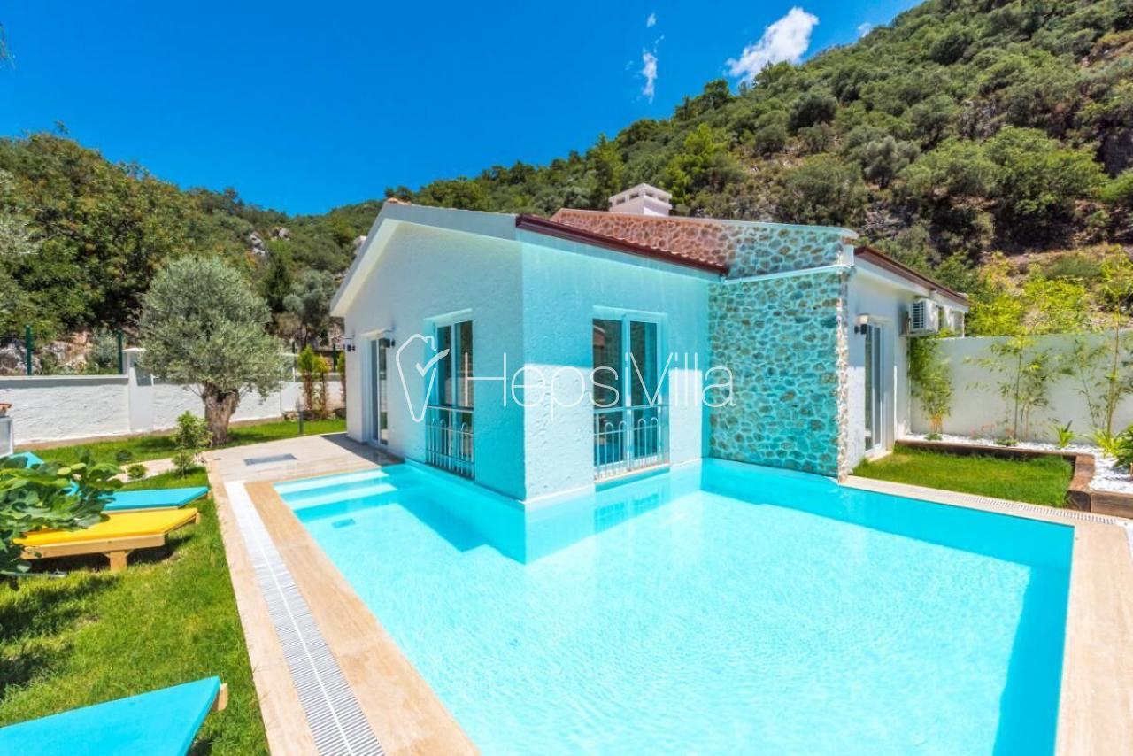 Villa Holy, Ölüdeniz'de Denize Yakın 3 Odalı Yazlık villa. - Hepsi Villa