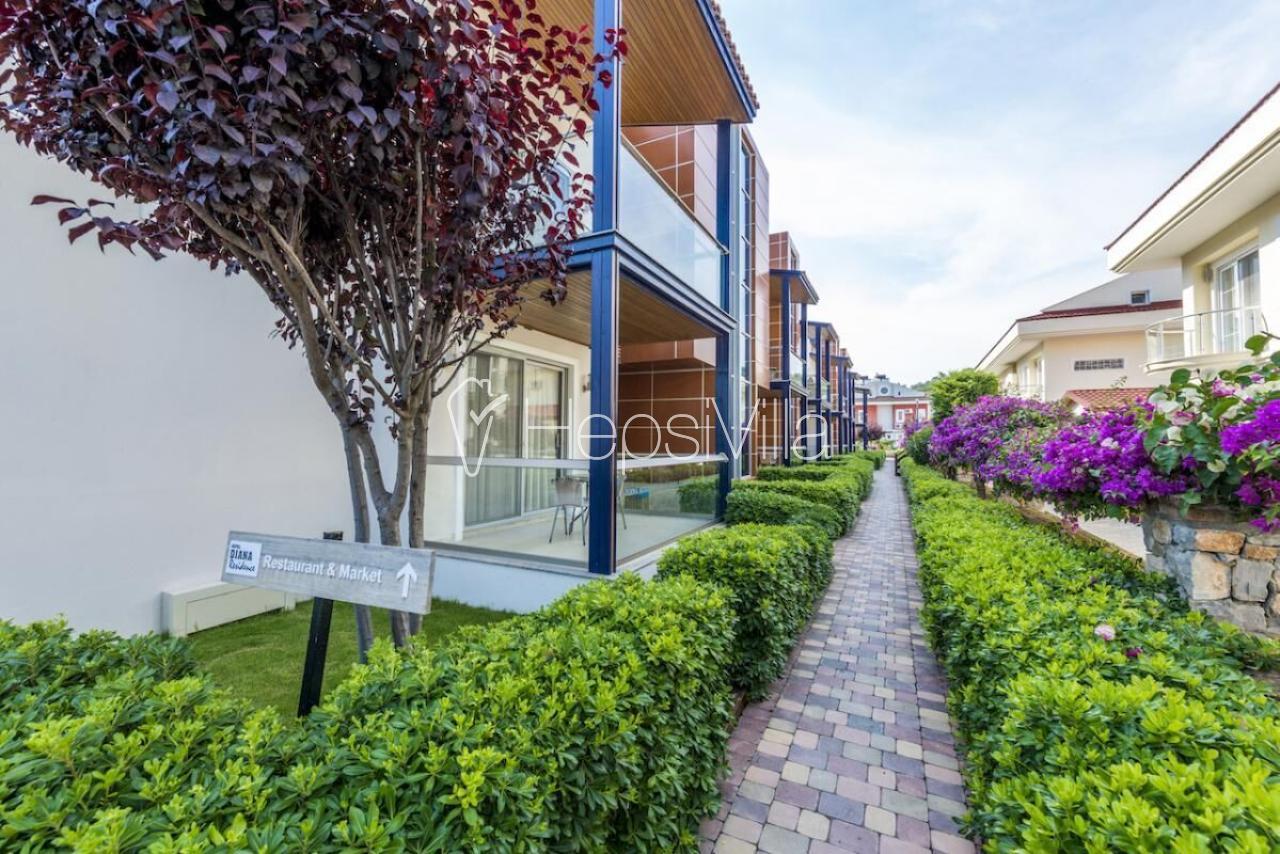 Diana Residence 2, Fethiye Çalış'ta bulunan 2 odalı apart  - Hepsi Villa