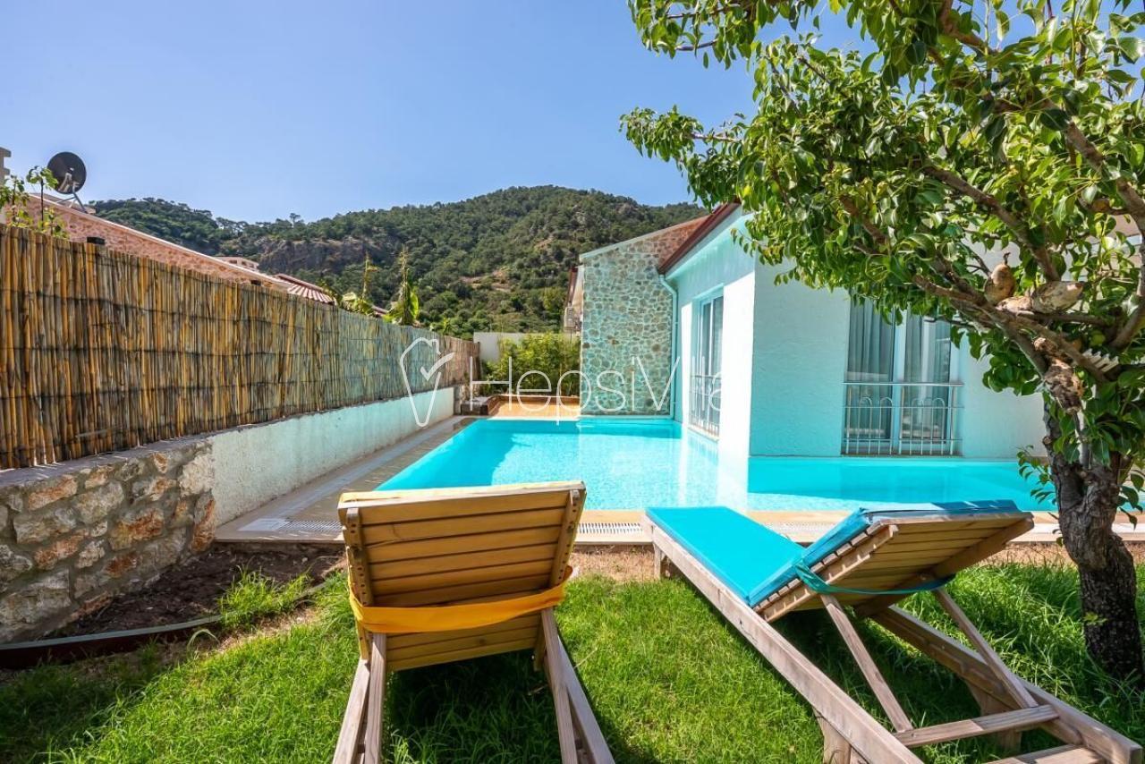 Villa daisy Ölüdeniz merkez'de bulunan 2 Odalı Havuzlu Villa - Hepsi Villa