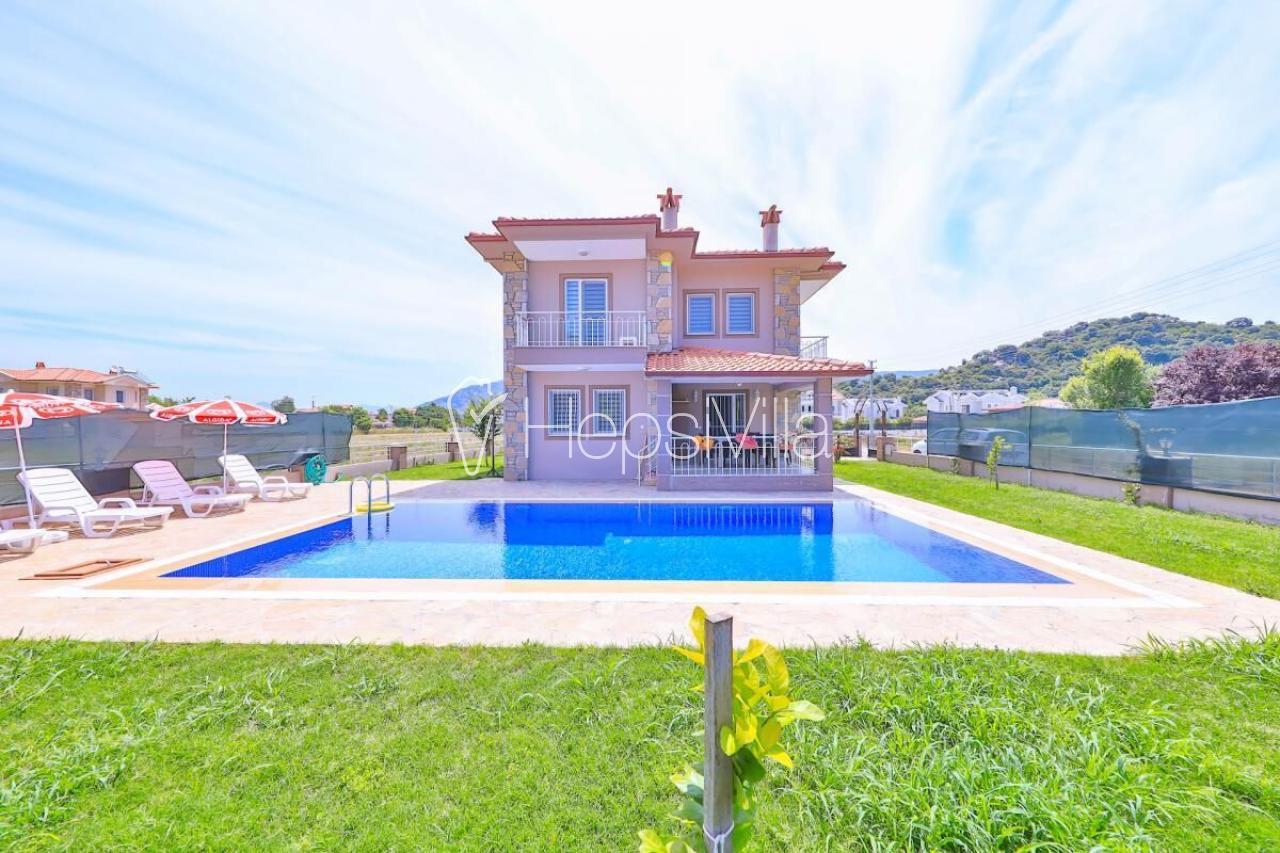 Villa Türedi, Dalyan Merkez'de Bulunan Müstakil Villa - Hepsi Villa