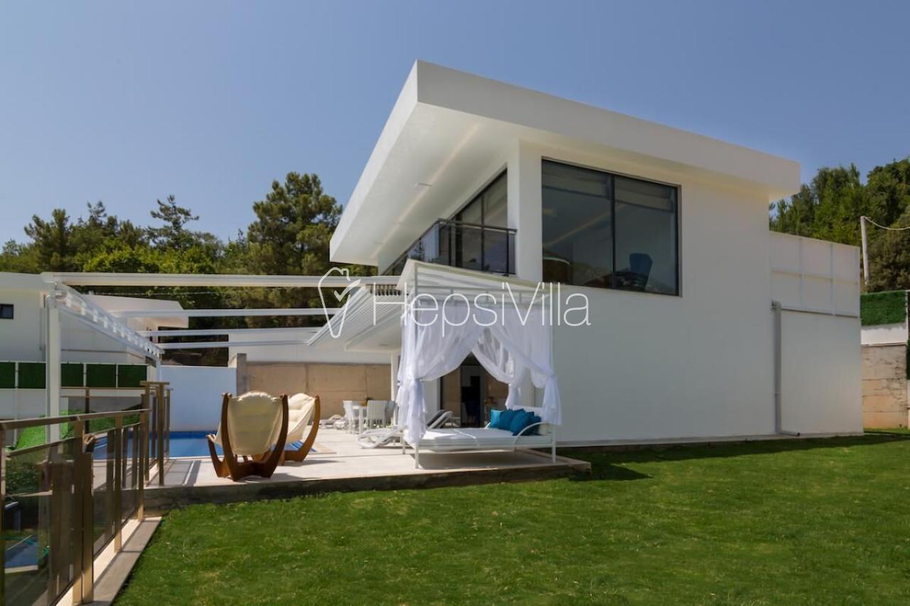 Villa İnfinity Paradise, İslamlar Köyünde Bulunan 4 Kişilik Villa - Hepsi Villa
