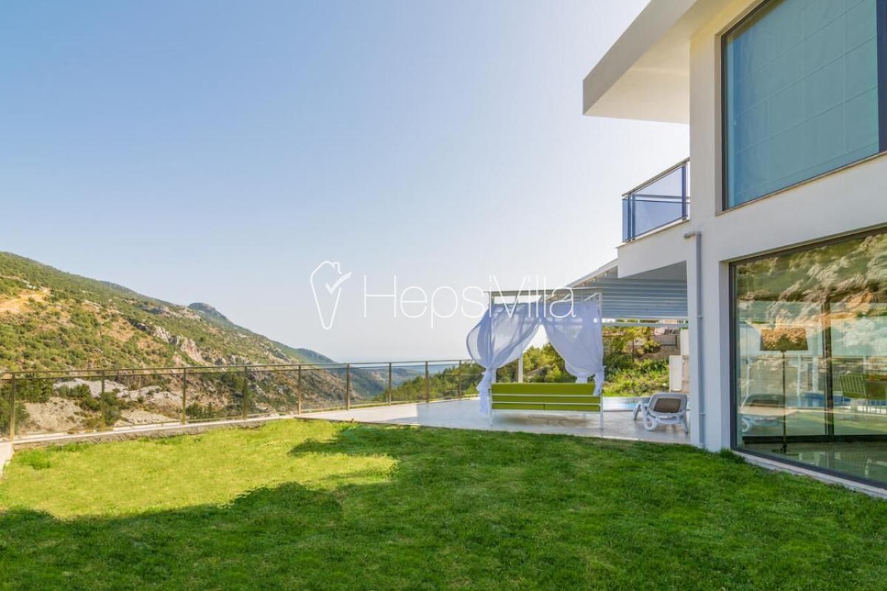 Villa İnfinity Wild, Jakuzili Saunalı ve Hamama Sahip, Lüks Villa - Hepsi Villa