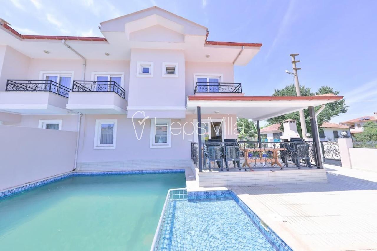 Villa Palm, Dalyan Merkez'de Bulunan 16 Kişilik Villa - Hepsi Villa