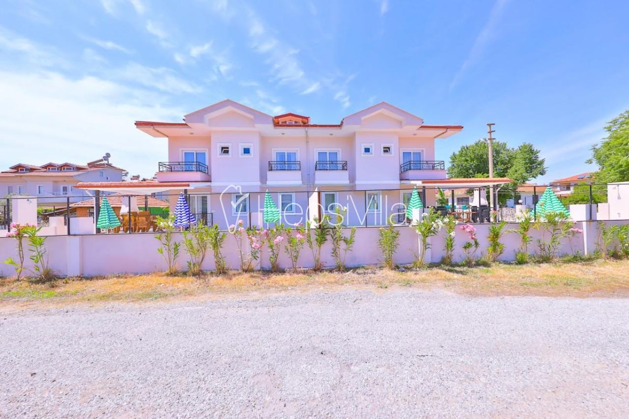 Villa Palm 2, Dalyan'da Bulunan 16 Kişilik Müstakil Villa - Hepsi Villa