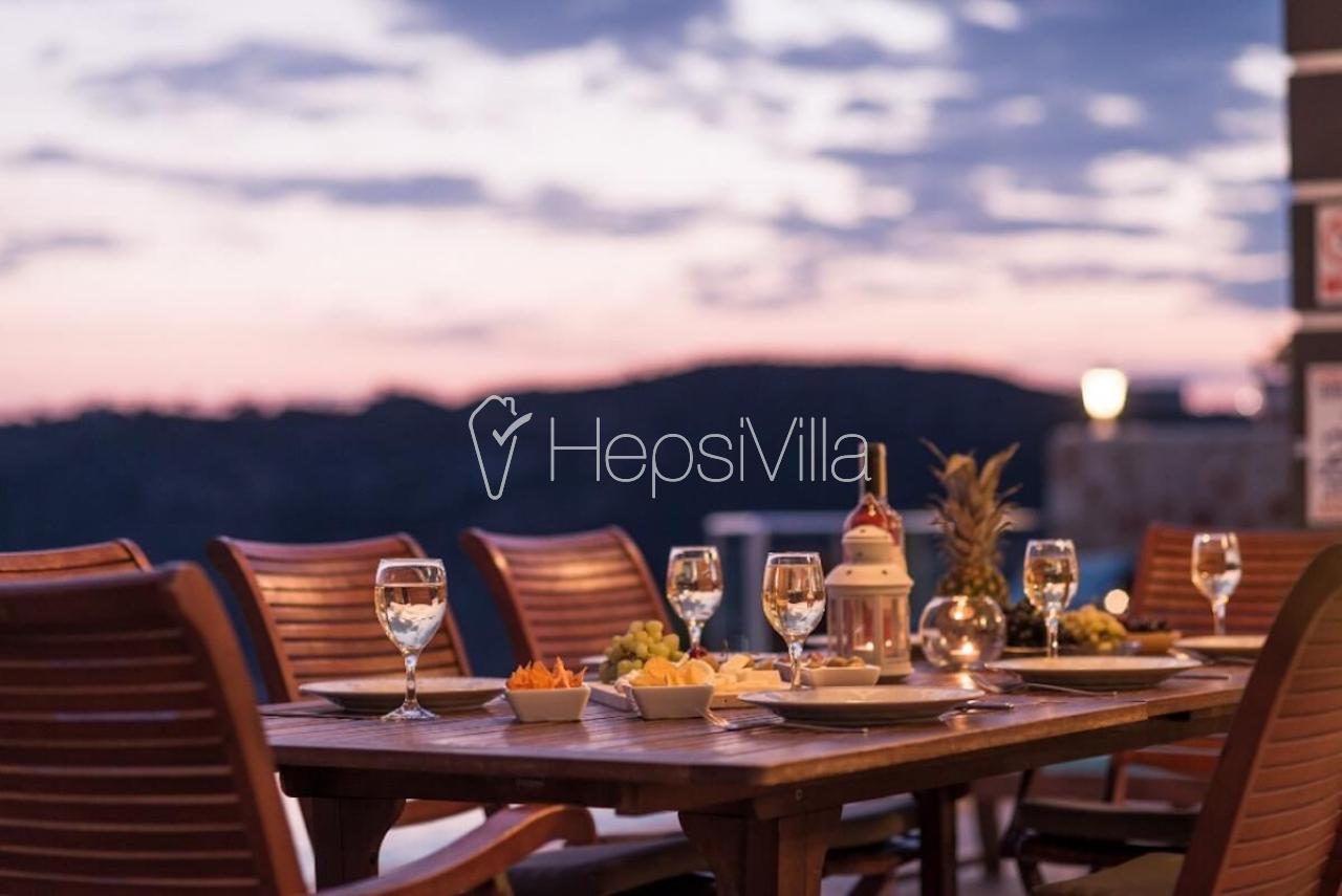 Villa Gök, Kalkan/Kızıltaş  Bulunan Lüks Deniz Manzaralı Villa - Hepsi Villa