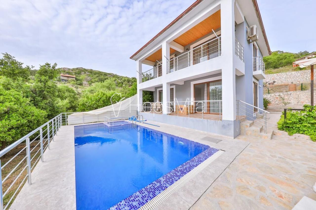 Villa Bedir,Marmaris'in Cennet'i Söğüt'te Bulunan 4 Kişilik Villa - Hepsi Villa