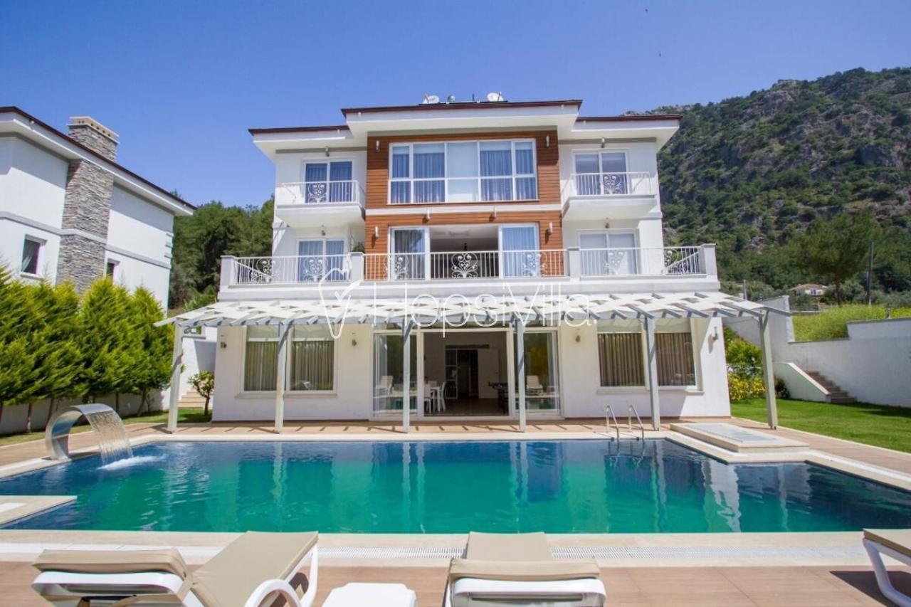 Villa Apes, Göcek'te Bulunan 8 Kişilik Lüks, Müstakil Villa - Hepsi Villa