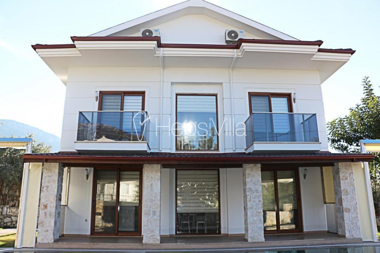 Villa Prestij 4, Fethiye Ovacık mevkiinde konumlu villa - Hepsi Villa