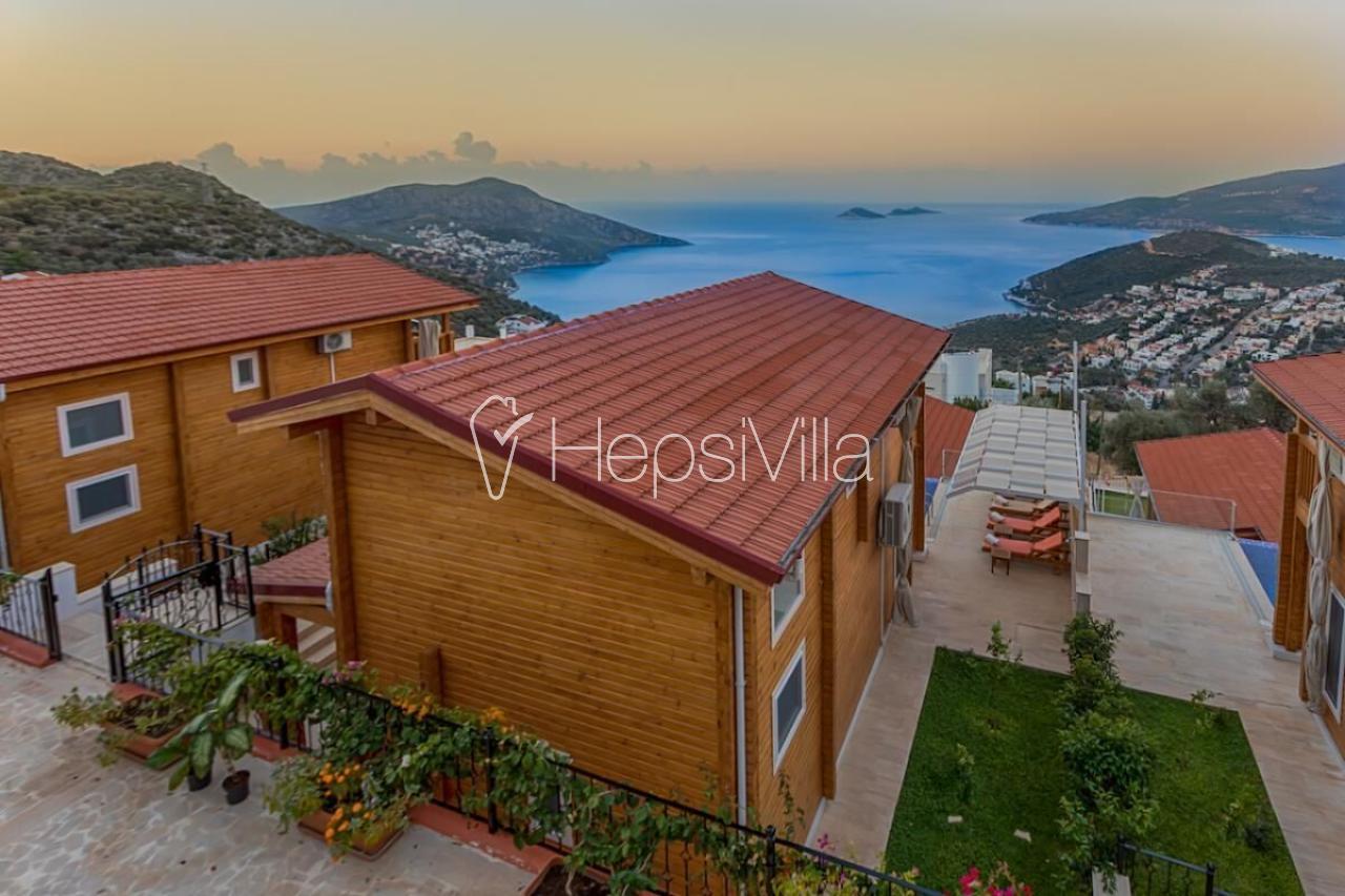 Villa Palmiye Duo, Kalkan Kızıltaş Mevkiinde Konumlu Villa - Hepsi Villa