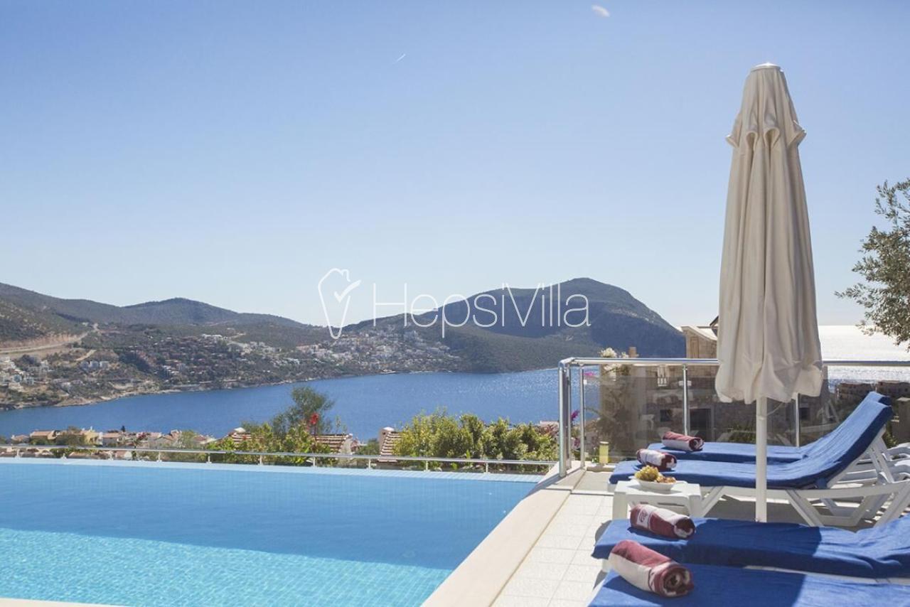 Villa Mehtap, Kalkan Merkezde Bulunan 11 Kişilik Villa - Hepsi Villa