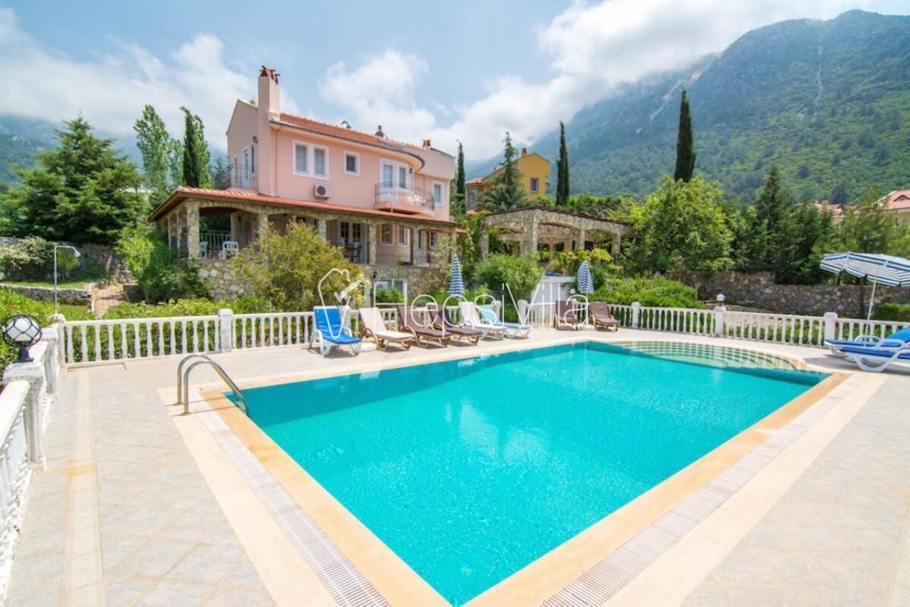 Villa Rima, Fethiye-Ovacık bölgesinde konumlu tatil villası - Hepsi Villa