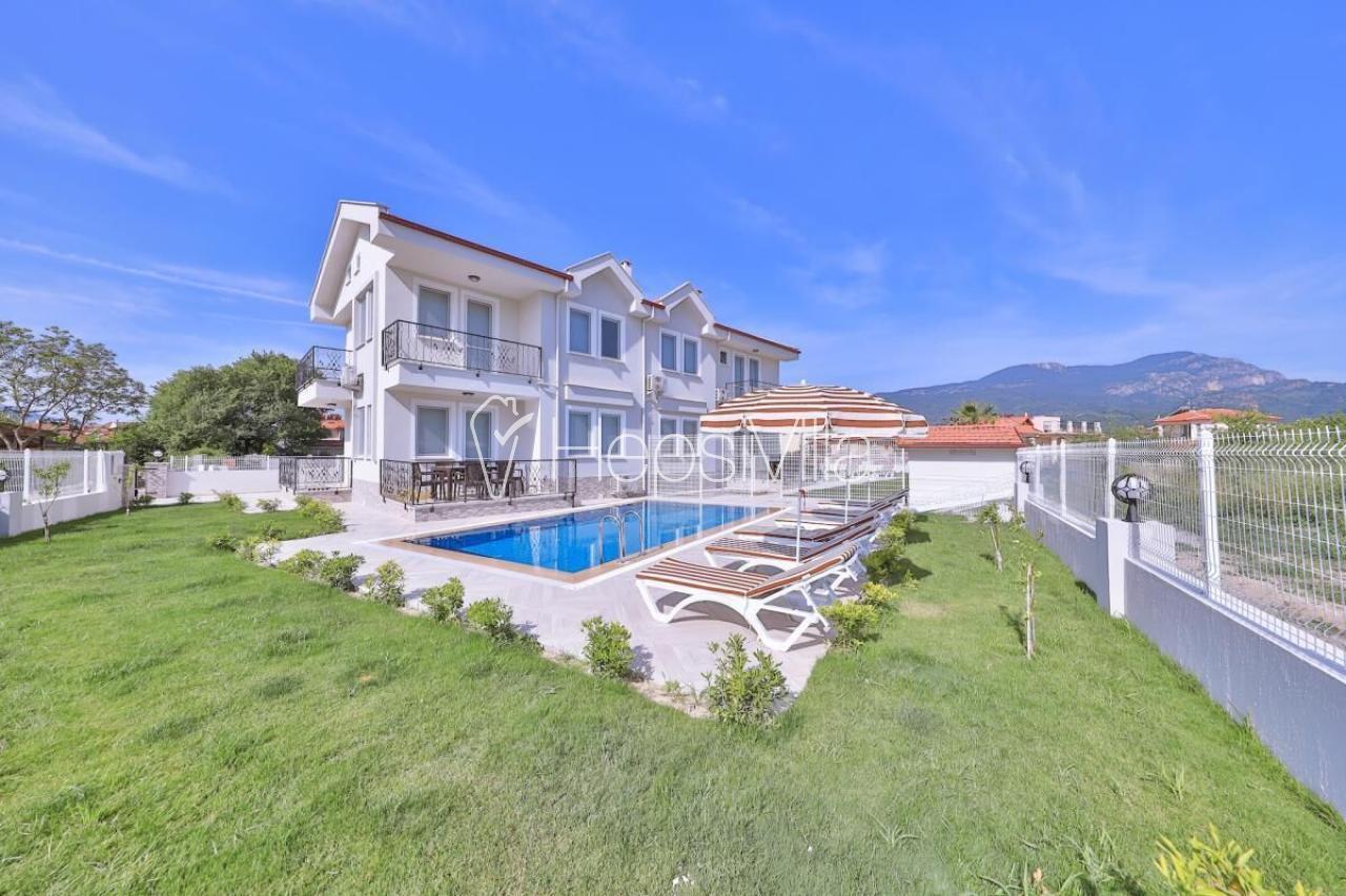 Villa Twins Minta 2, Dalyan bölgesinde konumlu tatil villası - Hepsi Villa