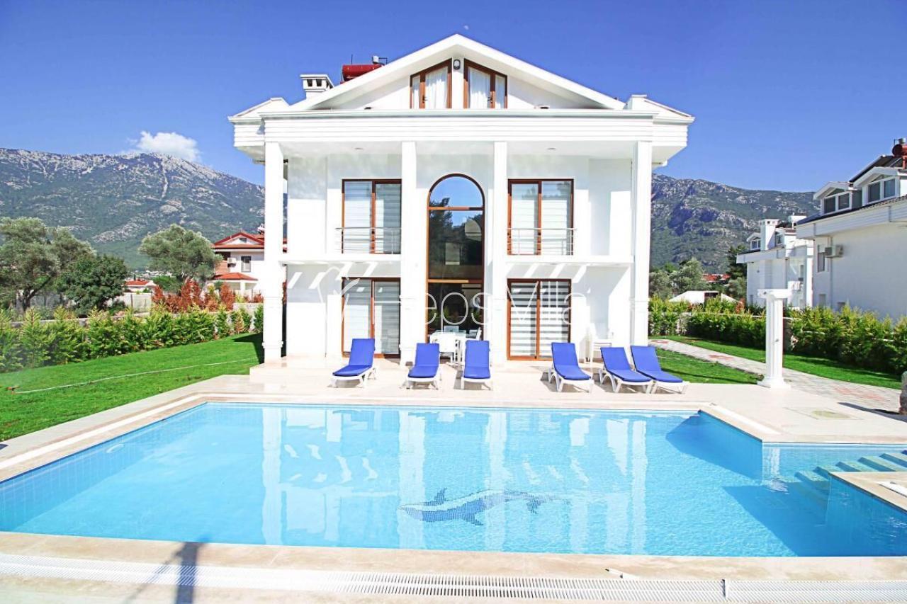 Villa Sami, Fethiye Hisarönü'nde 8 kişilik Özel Havuzlu Villa - Hepsi Villa