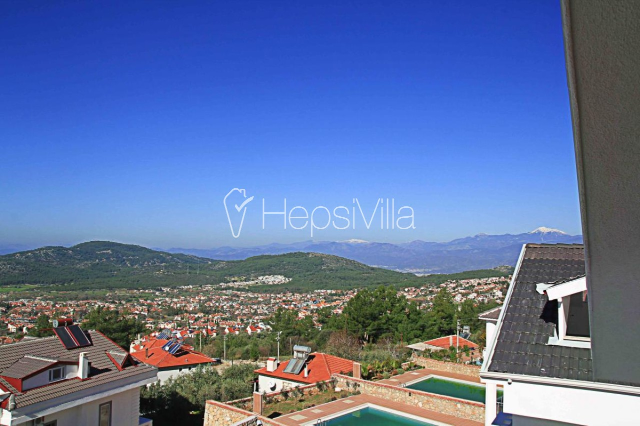 Villa Solite, Fethiye Hisarönü'nde 8 kişilik Özel Havuzlu Villa - Hepsi Villa