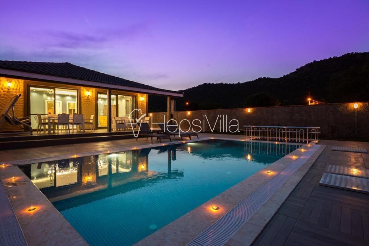 Villa Mican, Fethiye Kayaköy'de Konumlu Tatil Villası - Hepsi Villa