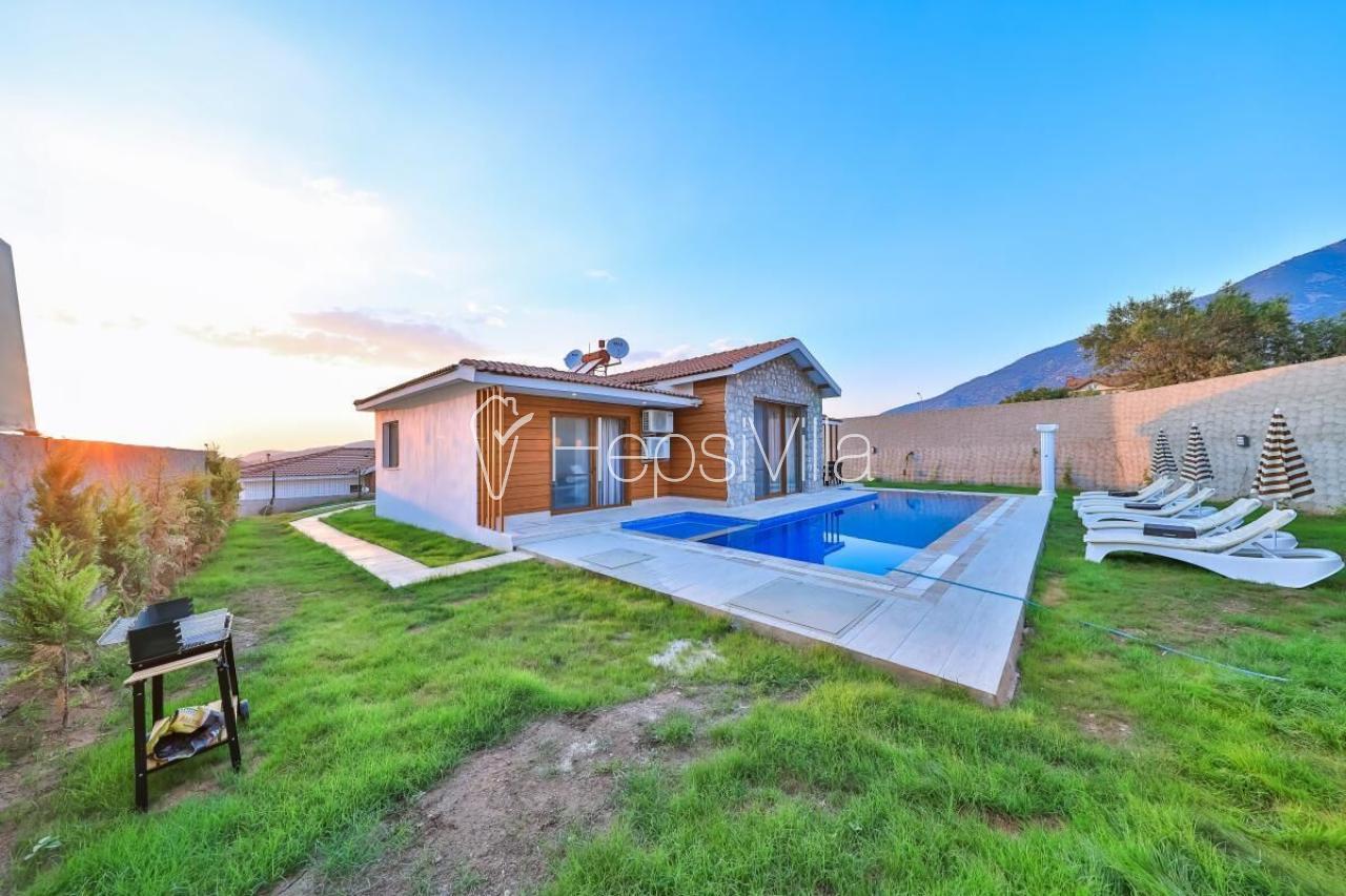 Villa Patara Delüks, Fethiye Hisarönü'nde 6 Kişilik Özel Villa - Hepsi Villa