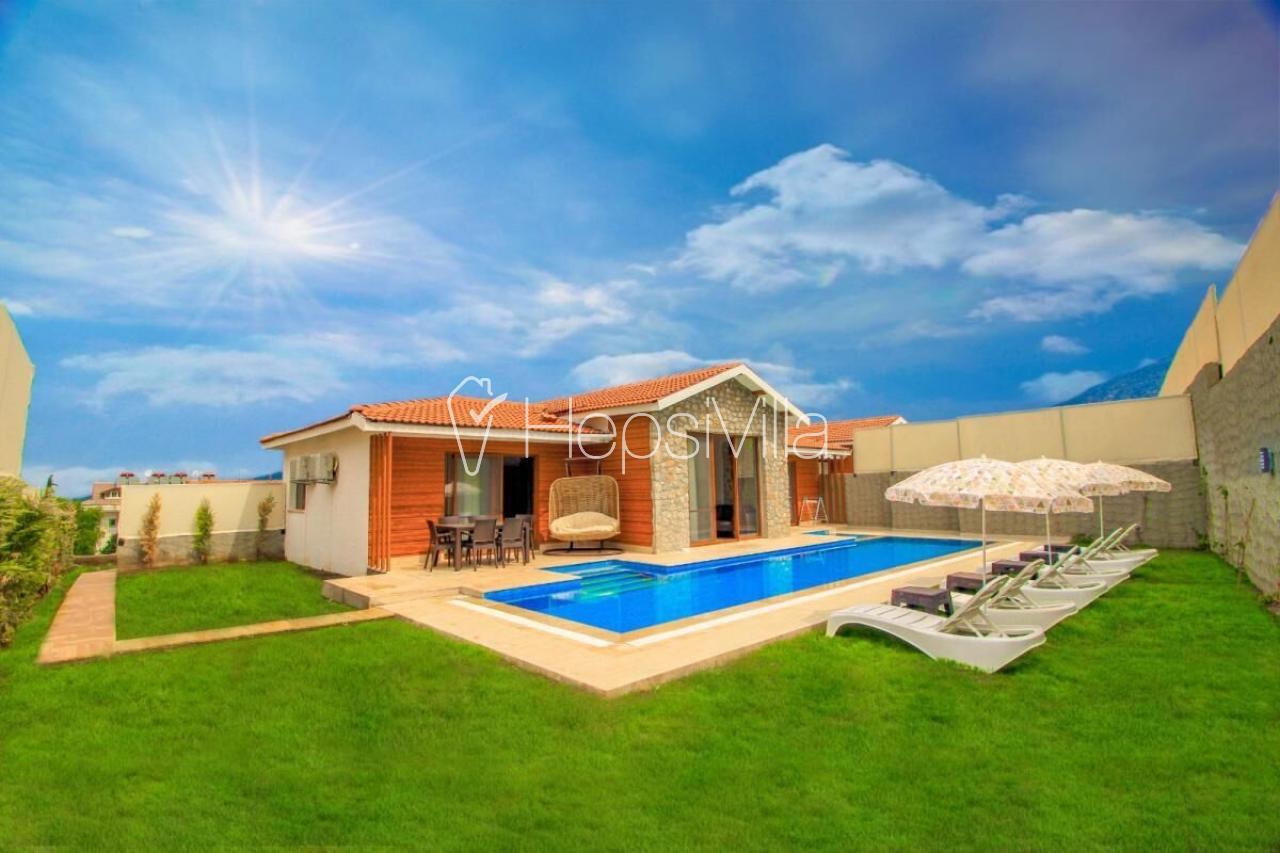 Villa Patara 5, Fethiye Hisarönü'nde 6 Kişilik Özel Villa - Hepsi Villa