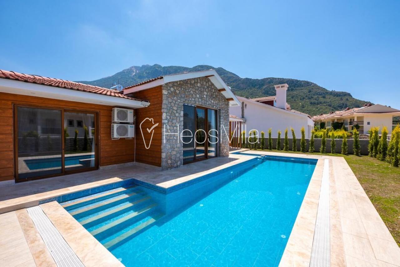 Villa Tlos 2, Fethiye Hisarönü'nde 6 Kişilik Özel Villa - Hepsi Villa