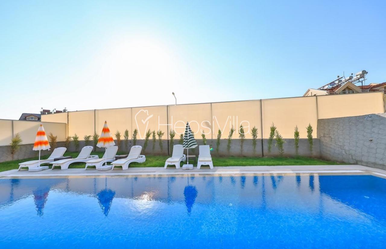 Villa Tlos 3, Fethiye Hisarönü'nde 6 Kişilik Özel Villa - Hepsi Villa