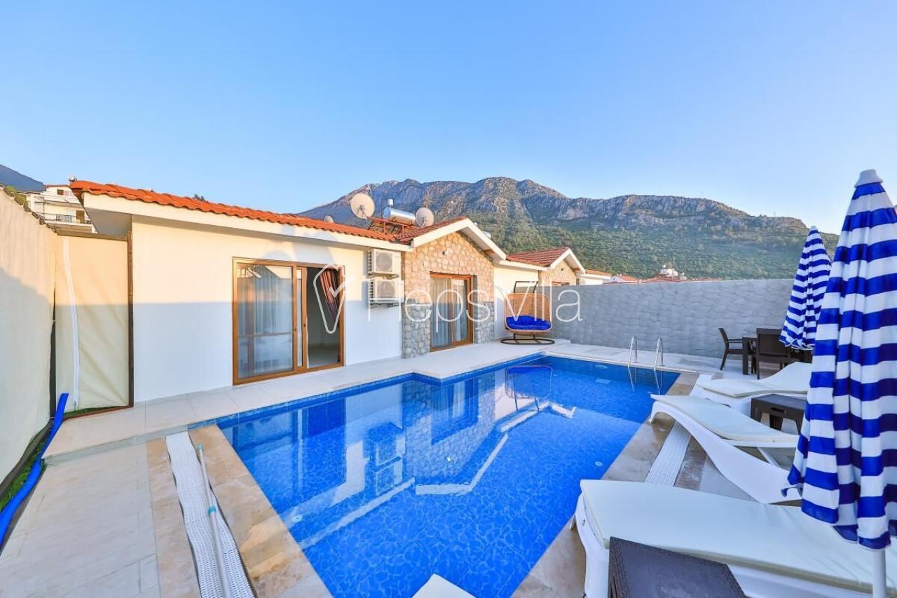 Likya Suite B, Fethiye Hisarönü'nde Özel Balayı Villası - Hepsi Villa