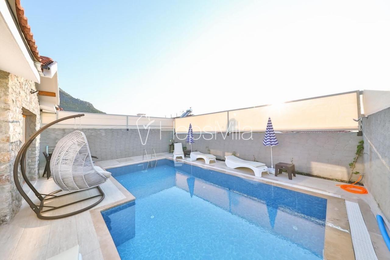 Likya 3, Fethiye-Hisarönü Mevkiinde Konumlu Tatil Villası - Hepsi Villa