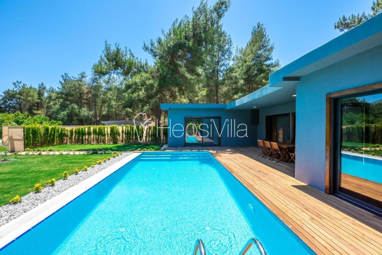 Villa Lafarine, Fethiye-Hisarönü Mevkiinde Konumlu Tatil Villası - Hepsi Villa