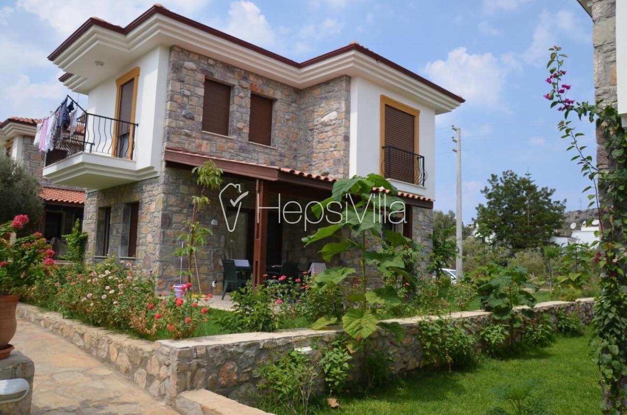 Villa Tramola 4, Datça'da 5 Kişilik Denize Yakın Konumda Villa - Hepsi Villa