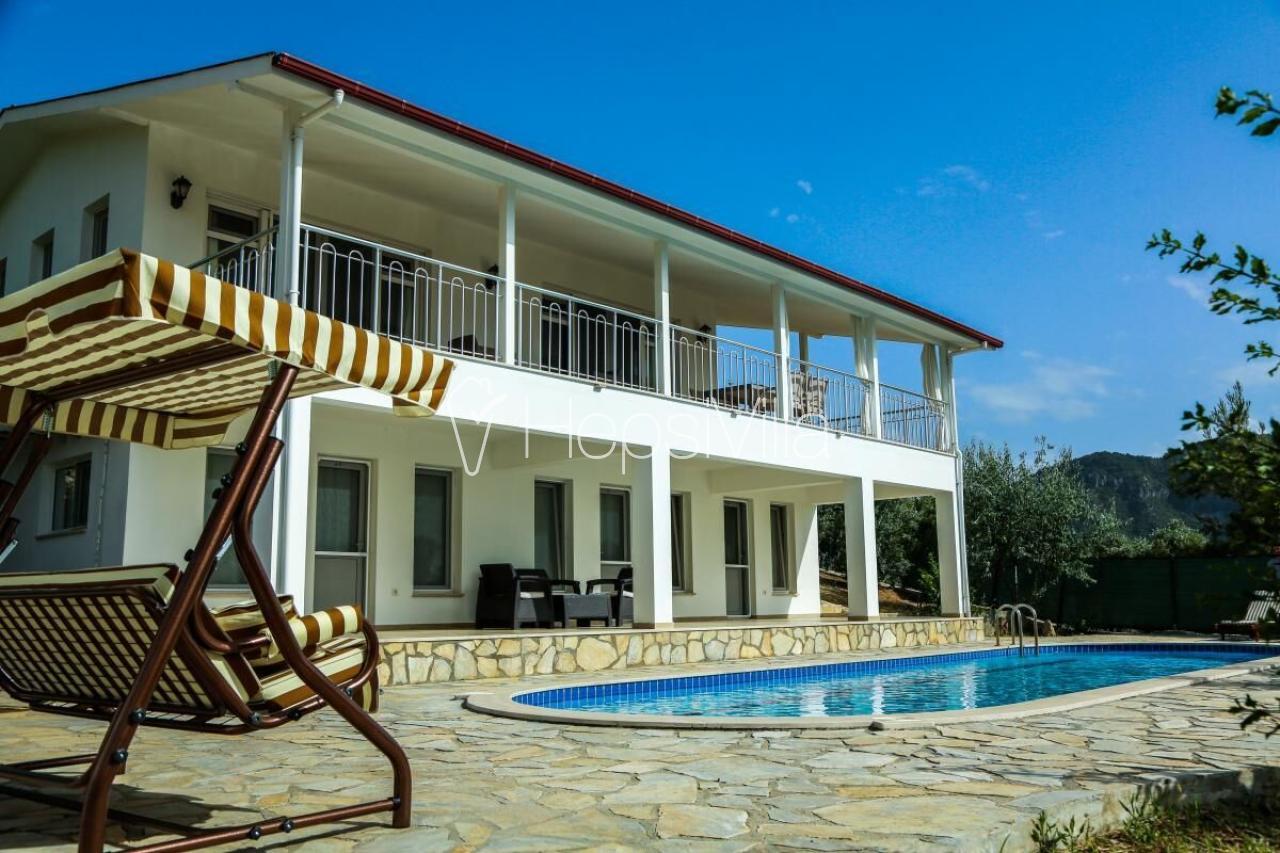 Villa Burak Duo,Dalyan Gökbel Köyünde Bulunan Müstakil Villa - Hepsi Villa