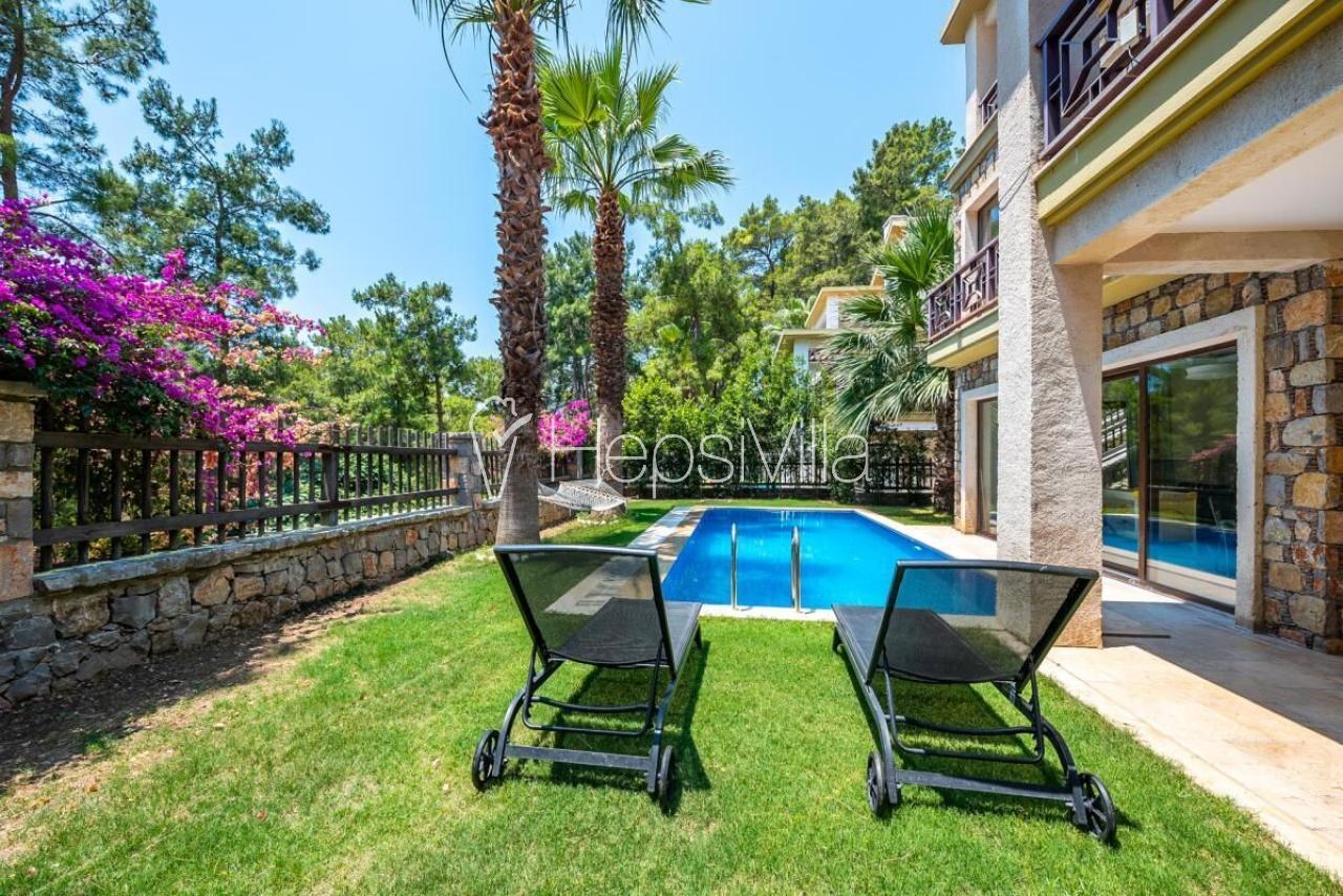 Villa Neva 5, Fethiye-Göcek'te Konumlı, 4 Yatak Odalı Tatil Villa - Hepsi Villa