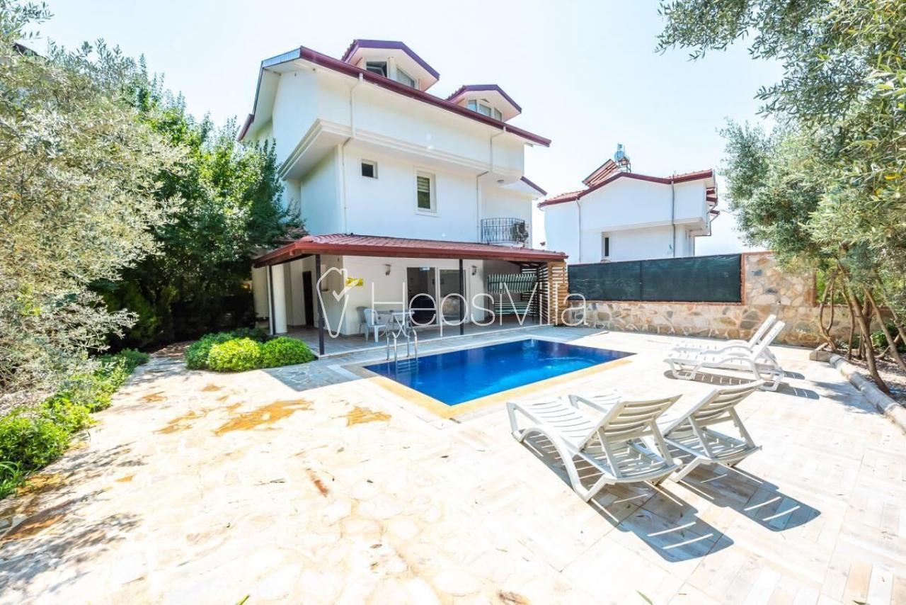 Villa Yakut 2 ,Fethiye-Ovacık Konumlu Tatil Villası - Hepsi Villa