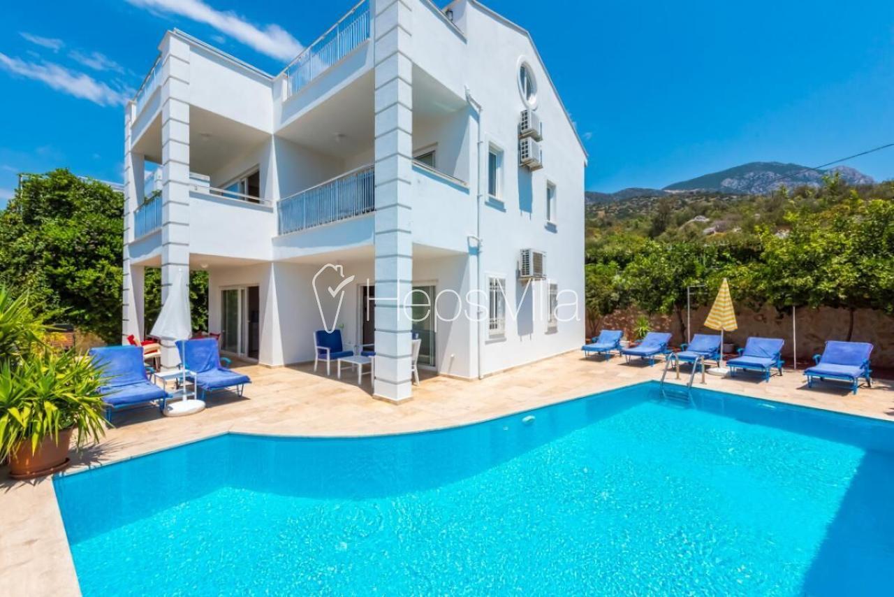 Kiralık Villada Tatil Fırsatlarını Yakalayın - Villa Baysal E - Hepsi Villa