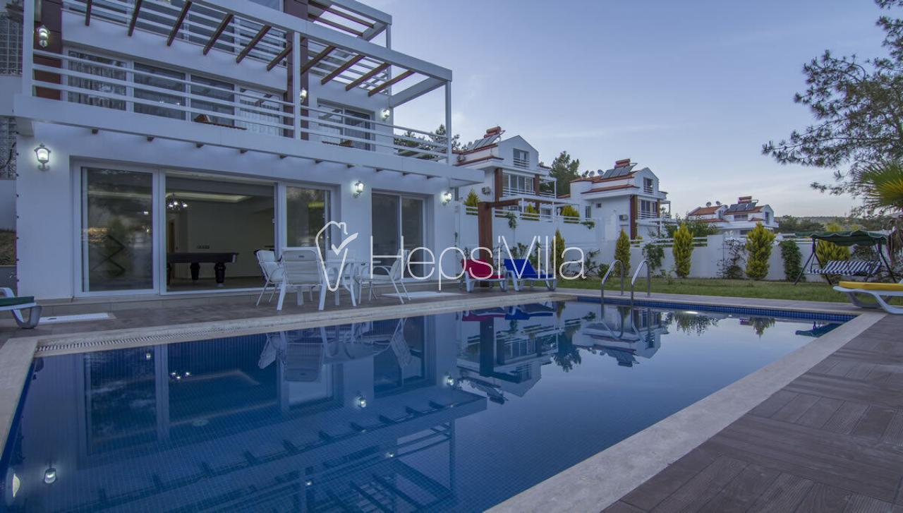 Villa Tala 1,Fethiye Ölüdeniz'de Bulunan 8 Kişilik Müstakil Villa - Hepsi Villa