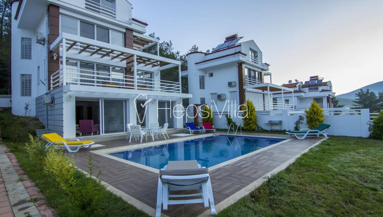 Villa Tala 2,Fethiye Ölüdeniz'de Bulunan 10 Kişilik Özel Villa - Hepsi Villa