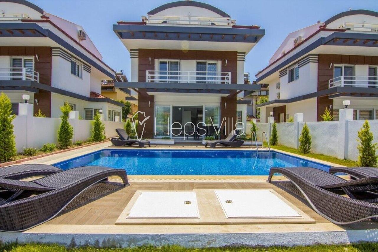Villa Tala 11,Fethiye-Koca Çalış Bölgesinde Konumlu Tatil Villası - Hepsi Villa