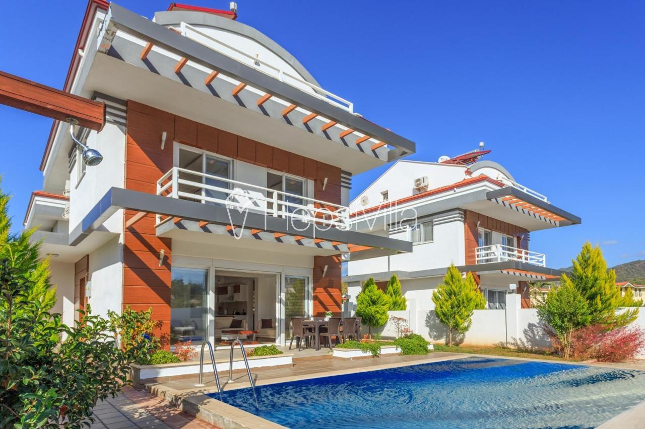 Villa Tala 13, Fethiye Koca Çalış Mevkiinde Konumlu Tatil Villası - Hepsi Villa