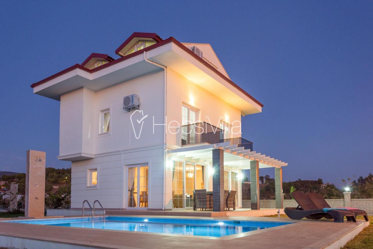 Villa Tala 15, Fethiye-Koca Çalış Mevkiinde Konumlu Tatil Villası - Hepsi Villa