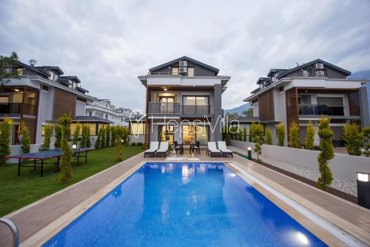 Villa Tala 19, Fethiye Hisarönü Mevkiinde Konumlu Tatil Villası - Hepsi Villa