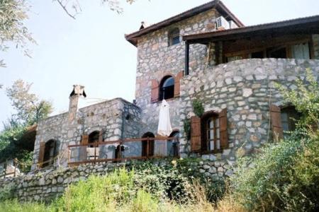Villa Manzara Taşev
