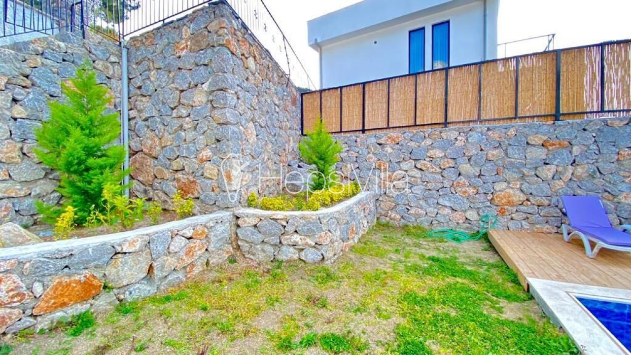 Villa Yeditepe , Faralya Bölgesinde Konumlu Tatil Villası  - Hepsi Villa