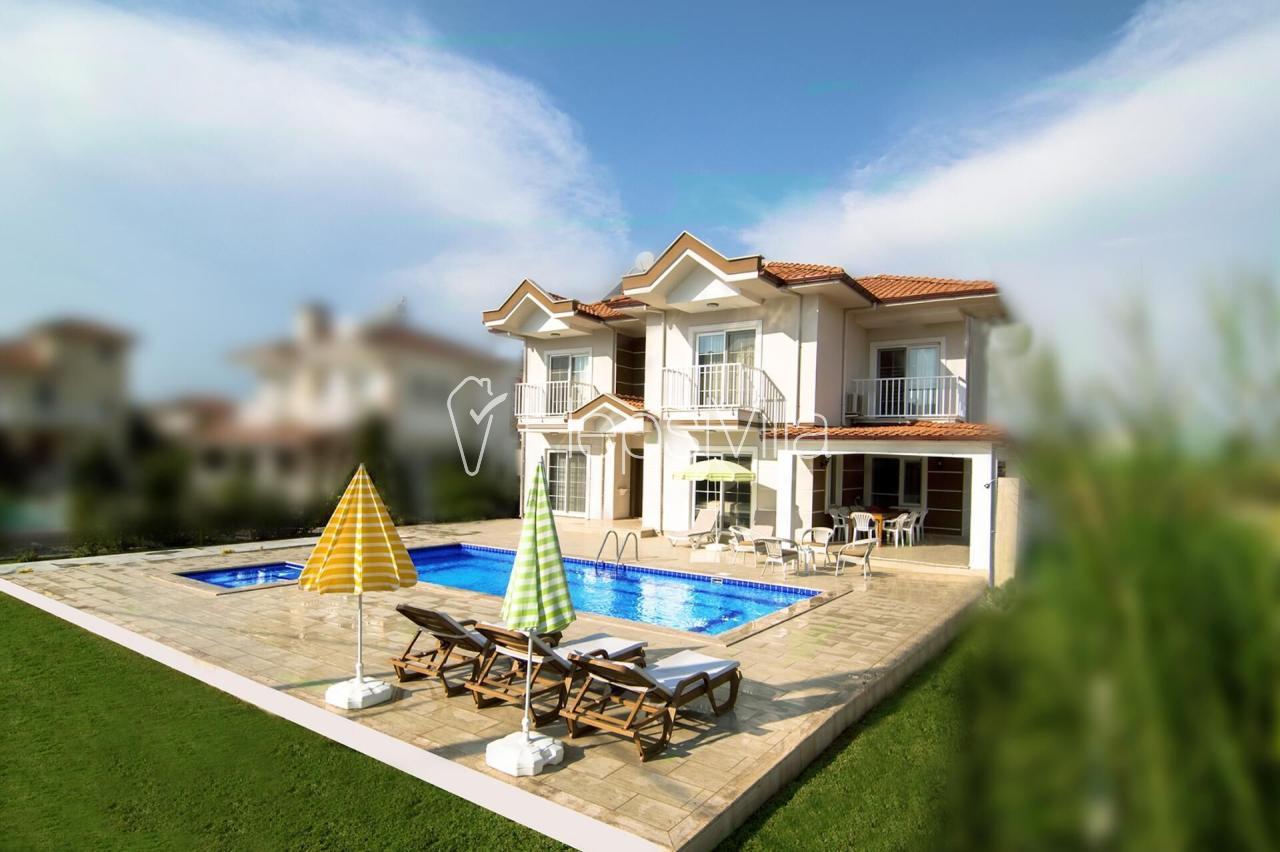 Villa Legasea, Dalyan'da 8 kişilik Özel Havuzlu Villa - Hepsi Villa