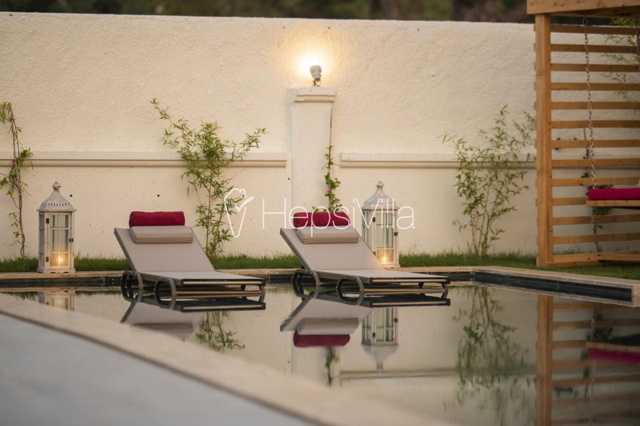 Villa Melisa Doğu, Fethiye Hisaönünde Bulunan 1 Yatak Odalı Villa - Hepsi Villa