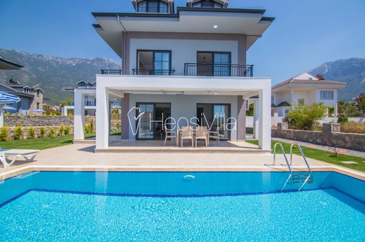 Villa Era 4, Fethiye-Ovacık'ta Konumlu Tatil Villası - Hepsi Villa